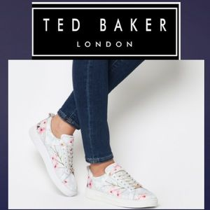 The women's Orulu trainers from Ted Baker